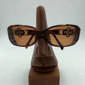 Brighton Tortoise Oval Sunglasses Frames